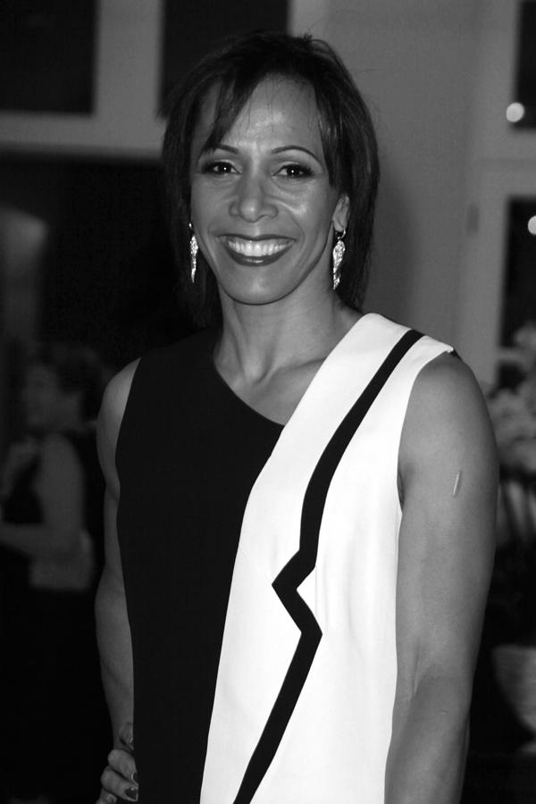 Jezcself Photograph - Dame Kelly Holmes 1 by Jez C Self