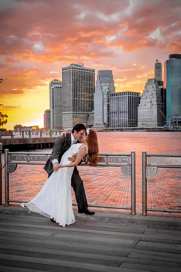 Wedding Photograph - Dance Eternal by Louis Rivera