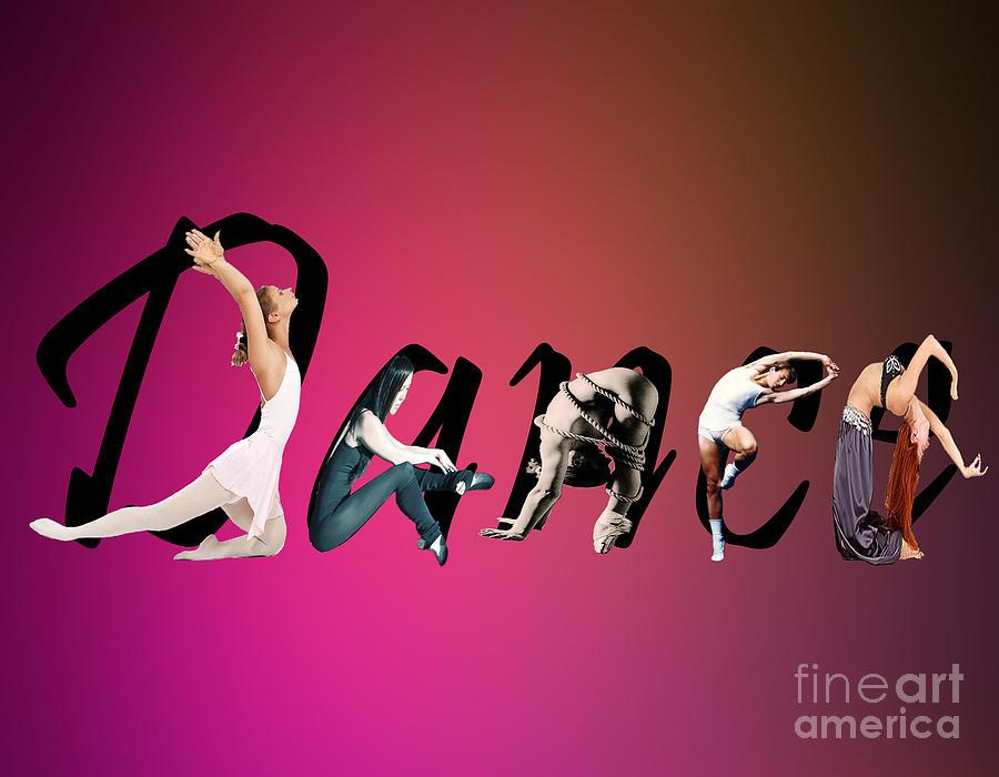 Dance Expressions Digital Art By Megan Dirsa Dubois