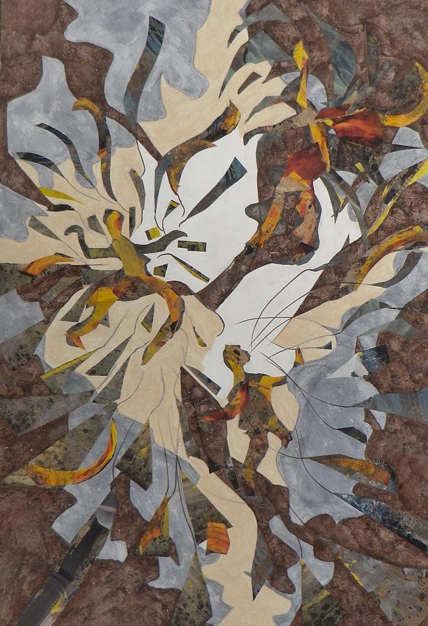 Dance Painting - Dance - Joy by David Raderstorf