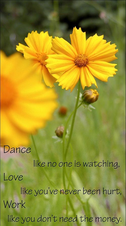 Dance Love Work 200509 Photograph