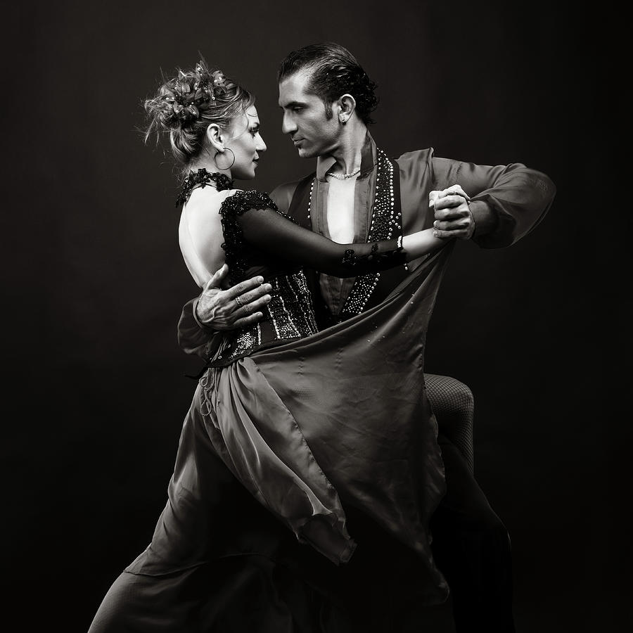 Dance Of Love Photograph by Ozgurdonmaz