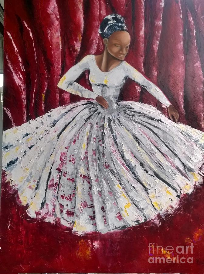 Dance Wtih Me Painting