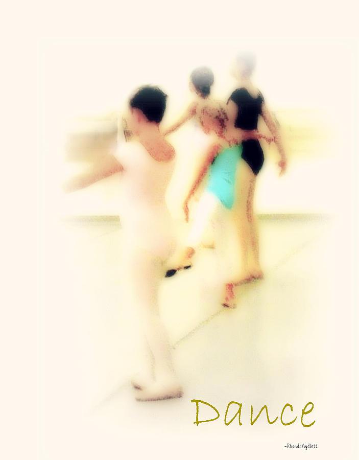 Dance Mixed Media - Dance by YoMamaBird Rhonda