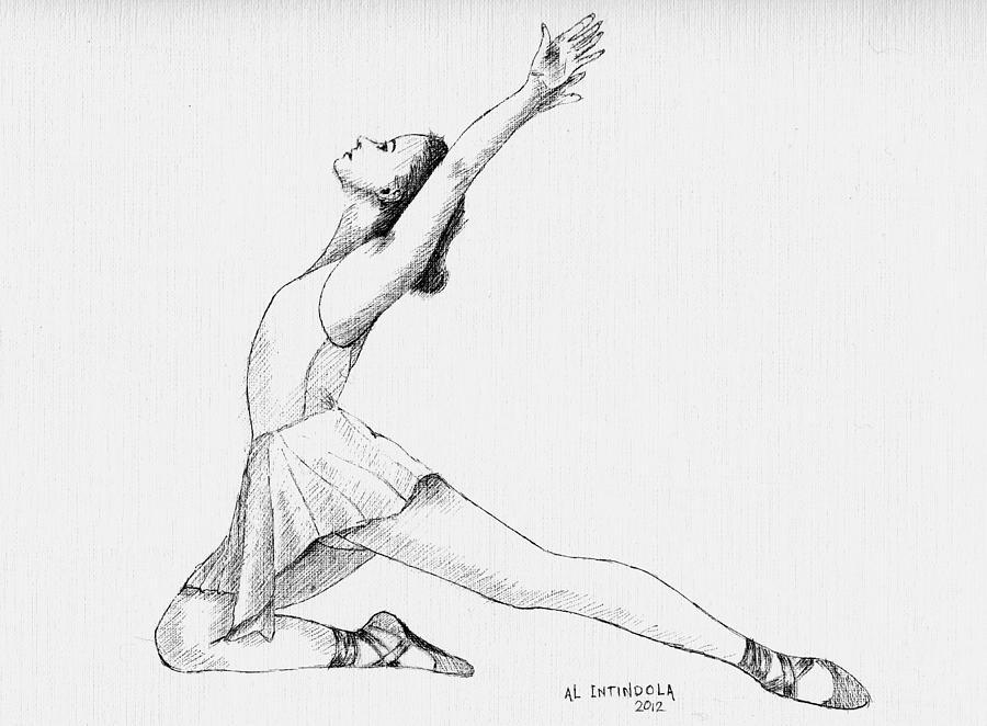 рисунок танцора в движении снимкам, инес