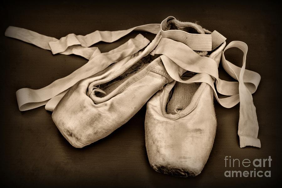 Dancer - Ballerina Shoes - Black and