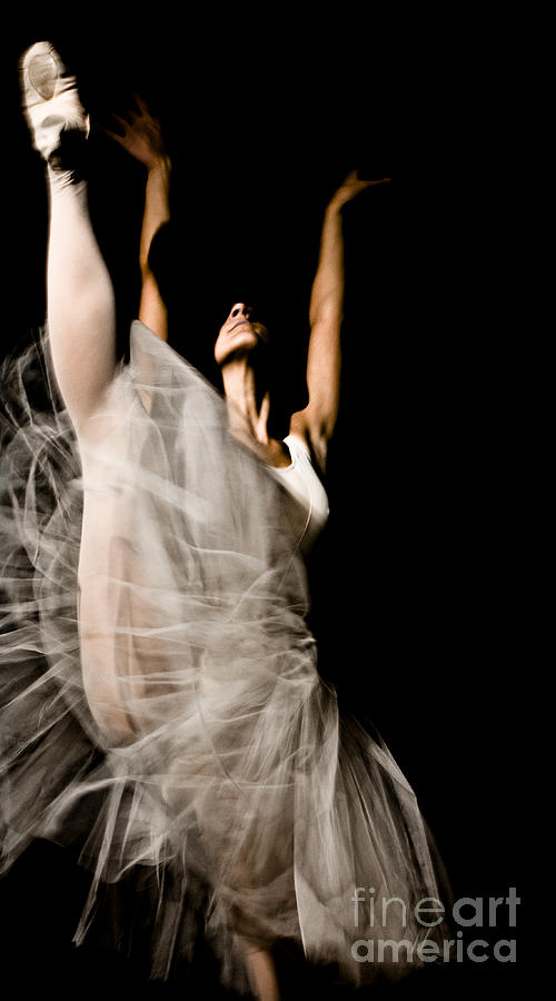 Dance Photograph - Dancer by Marco Affini