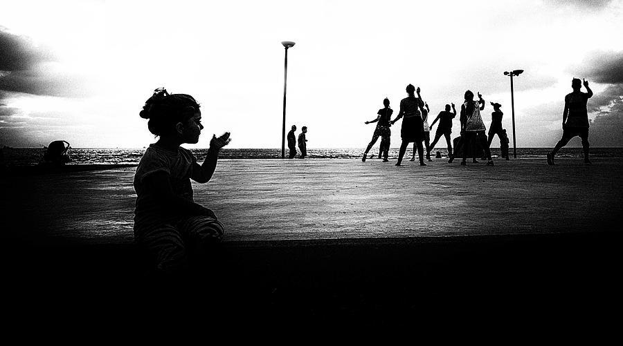 Panorama Photograph - Dances by Yuri Shepelev
