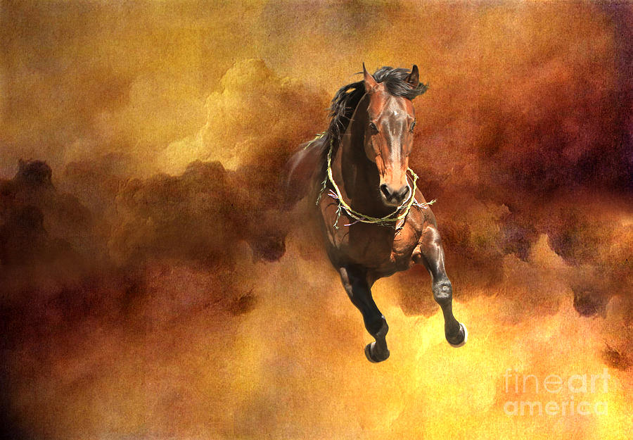 Dancing Free I by Michelle Twohig