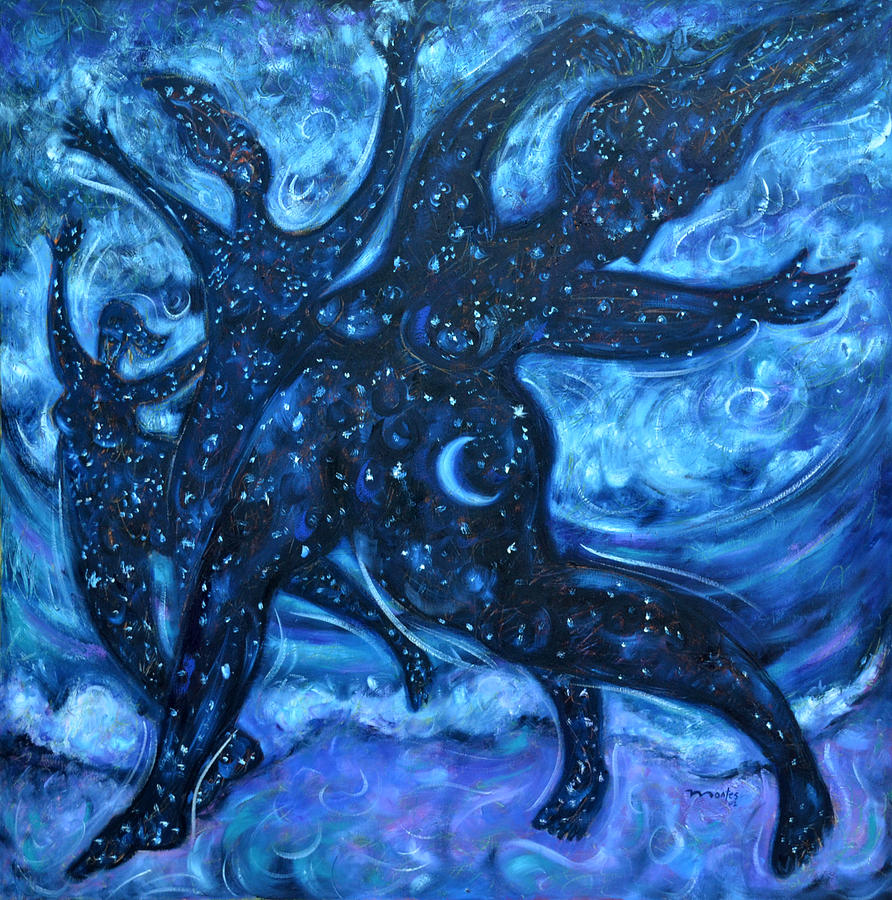 Image result for dancing stars paintings