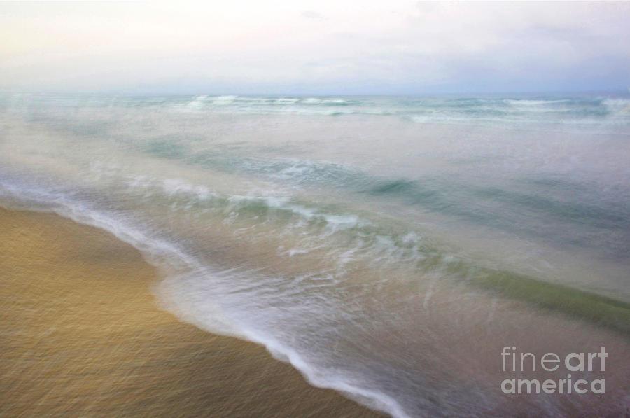 Tropical Photograph - Dania Beach by Glennis Siverson