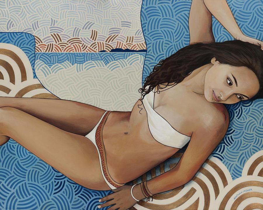 Daniela de la Ossa by Nathan Miller