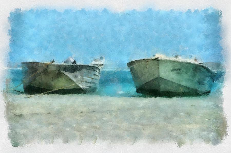 Dap Coral Bay by Andy Hartmann