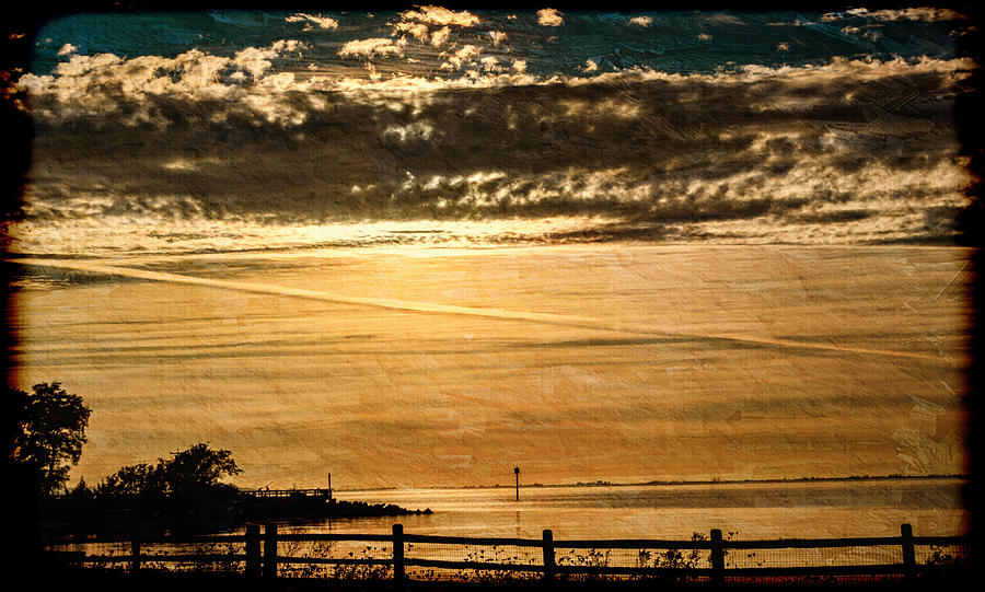 Sea Photograph - Dare To... by Jordan Blackstone