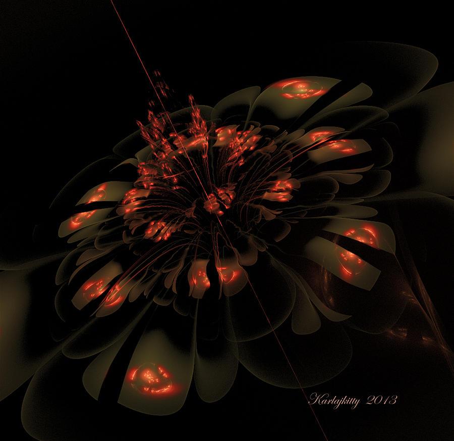Dark Shimmer by Karla White