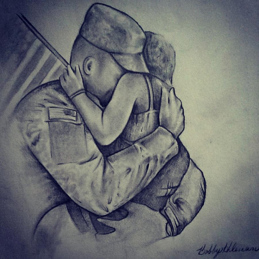 Daughter Of A Soldier