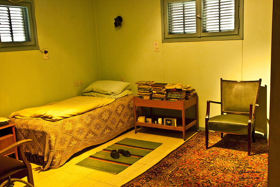 Ben Gurion Photograph - David Ben-gurion - His Bedroom by Itzhak Richter