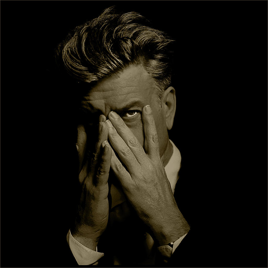 Actor Photograph - David Lynch Hands by YoPedro