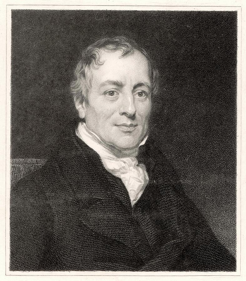 David Drawing - David Ricardo  Economist        Date by Mary Evans Picture Library