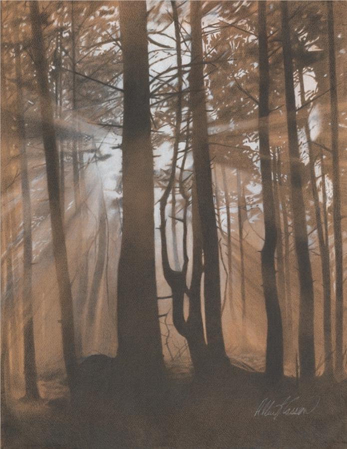 Dawn by Albert Casson