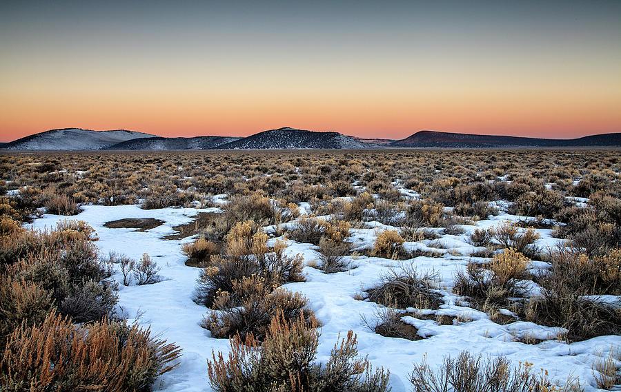 Dawn In The High Desert Photograph by Stuart L Gordon Photography