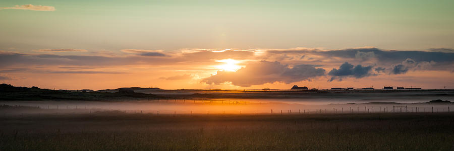 Dawn on Tiree by Max Blinkhorn