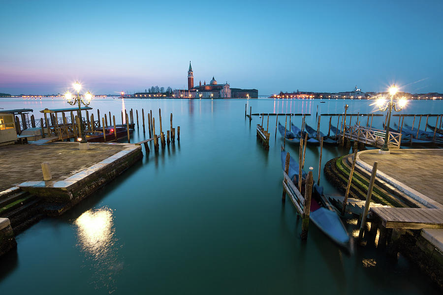 Dawn Over Blue Lagoon In Venice, Italy Photograph by Matteo Colombo