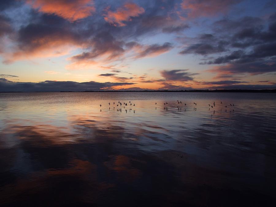 Dawn Reflections by Nigel Cameron