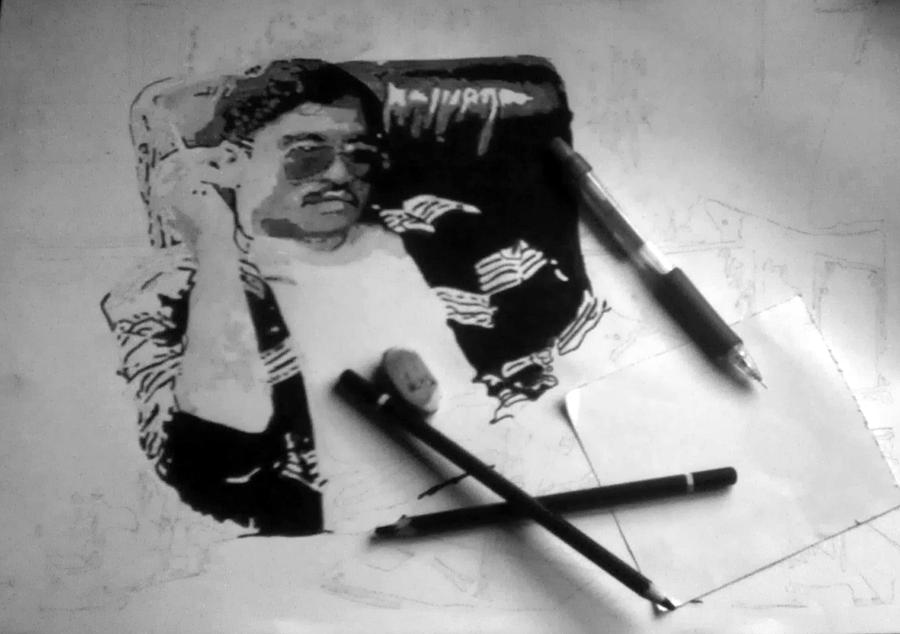 Dawood Ibrahim Kaskar by Rushikesh Murkar