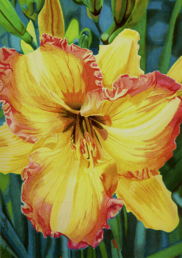Day Lily by Cory Still