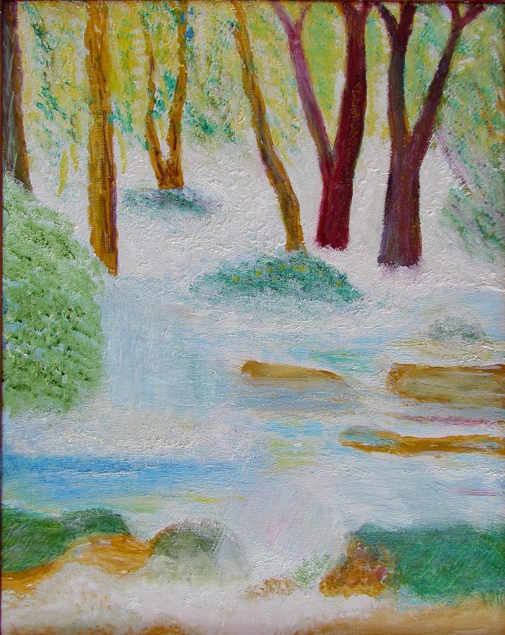 Daydream 3 by Edie Schmoll