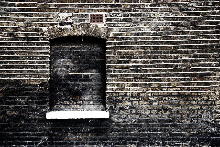 Brick Photograph - Daylight Robbery by Mark Rogan