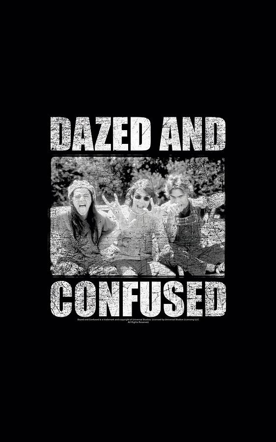 Dazed And Confused - Rock On Digital Art by Brand A