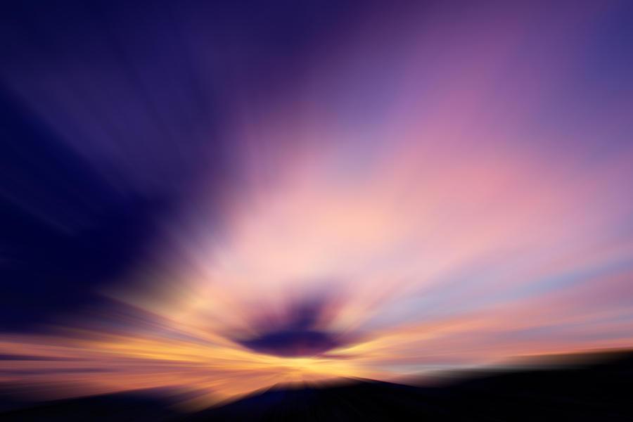 Landscape Photograph - Dazzlingly by Kevin Bone