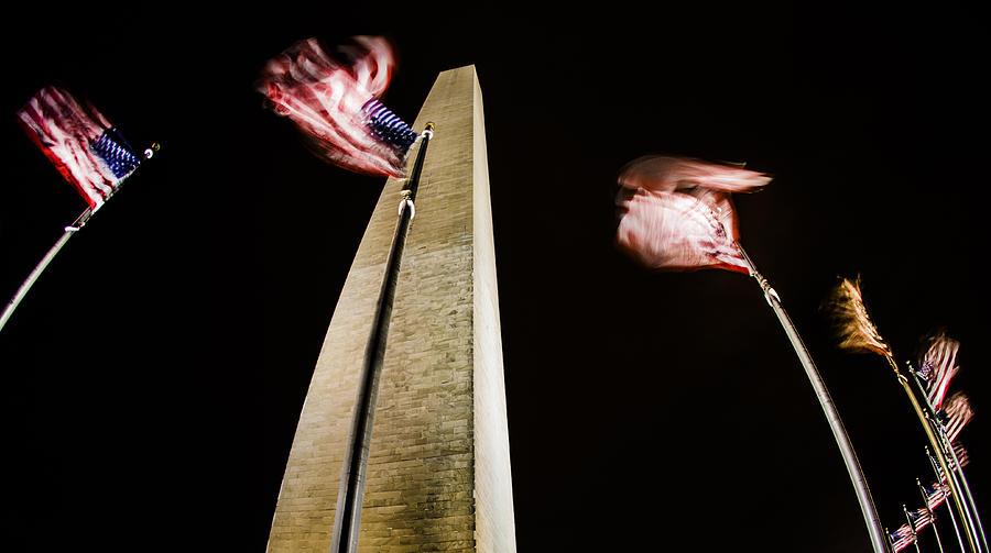 Washington Dc Photograph - D.c. by Chris Halford