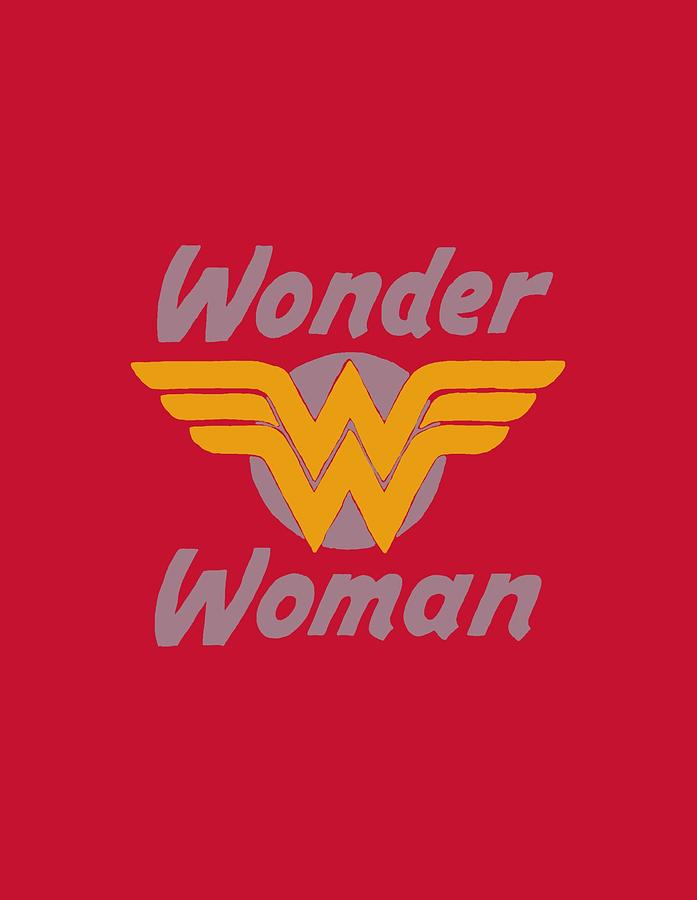 Dc Comics Digital Art - Dc - Wonder Wings by Brand A