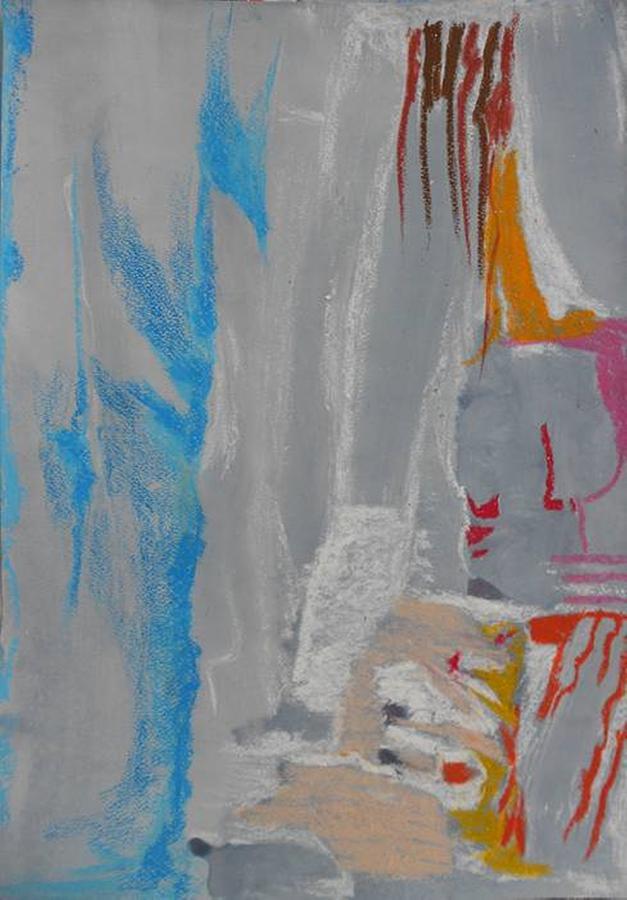Contemporary Masters Painting - De231 by Ulrich De Balbian