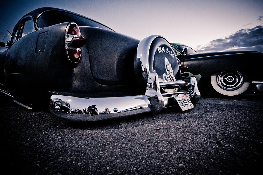 1953 Chevy Photograph - Dead 53 by Merrick Imagery