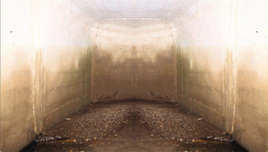 Concrete Photograph - Dead End by James Potts