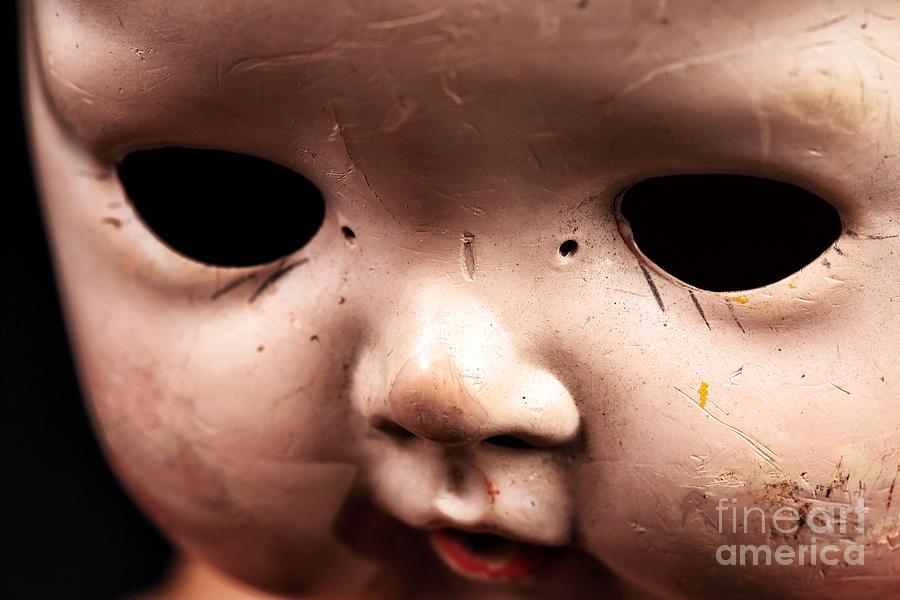 Dead Eyes Photograph - Dead Eyes by John Rizzuto