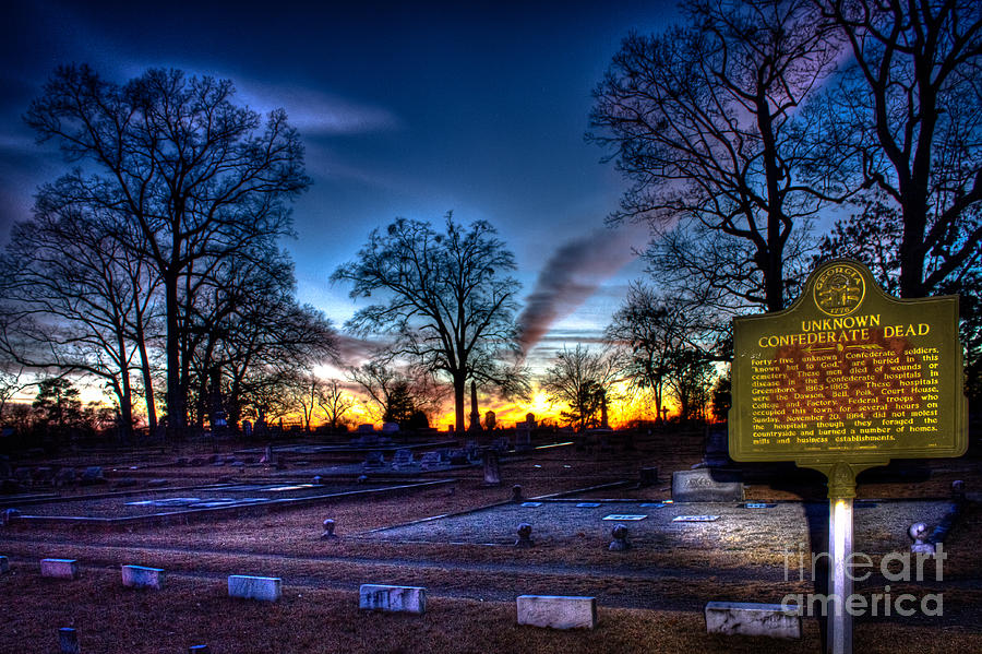 Historic Photograph - Deadly Silence    by Reid Callaway