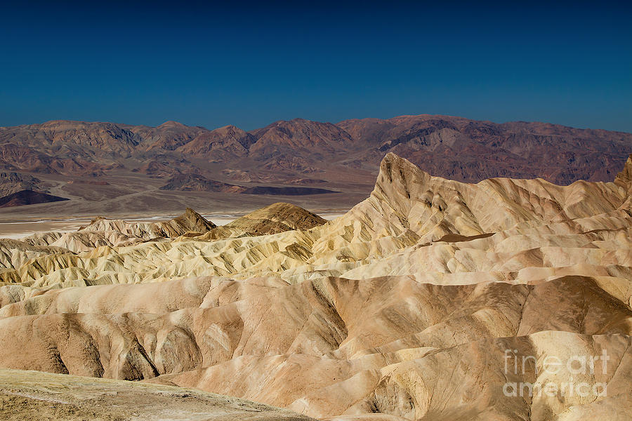Death Photograph - Death Valley by Andreas Tauber