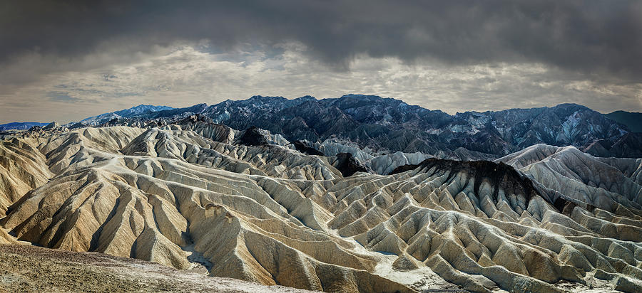 Death Valley Panoramic Photograph by Ed Freeman