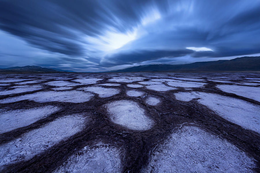 Landscape Photograph - Death Valley by Qiang Huang