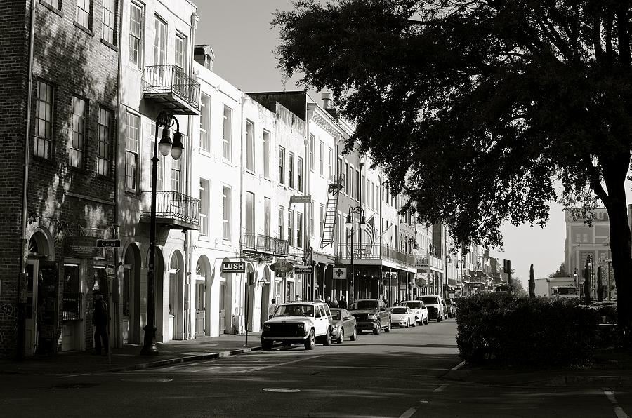 New Orleans Photograph - Decateur St. by Eric Dewar