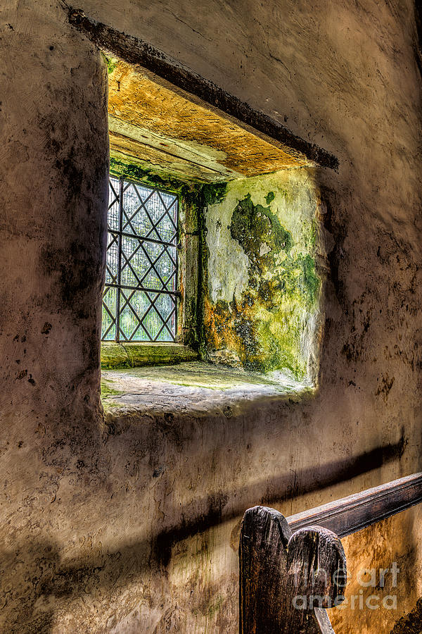 Architecture Photograph - Decay by Adrian Evans