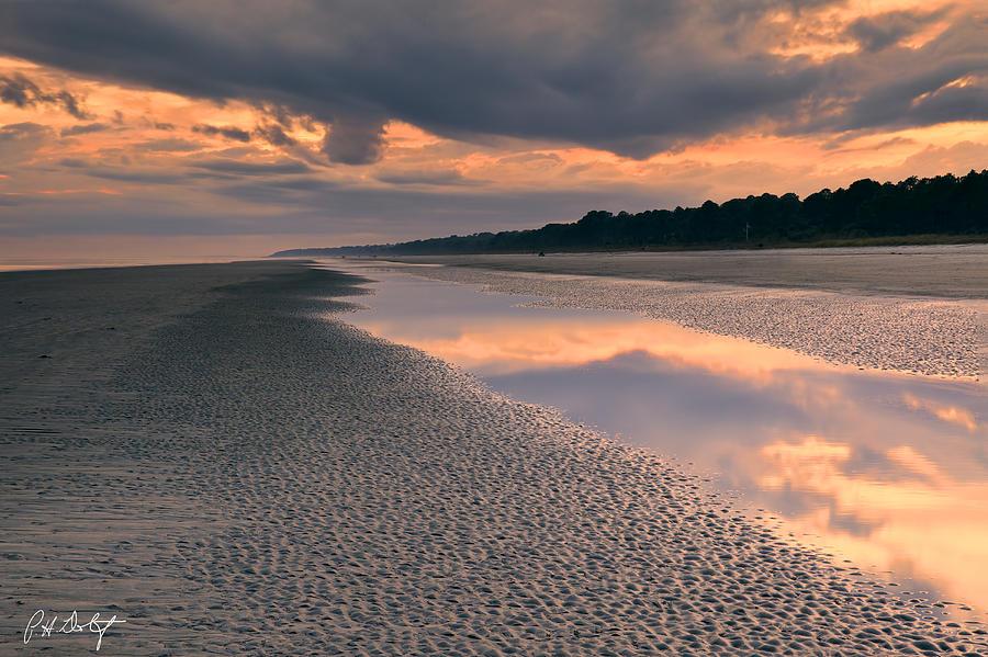 Atlantic Ocean Photograph - Island Evening by Phill Doherty