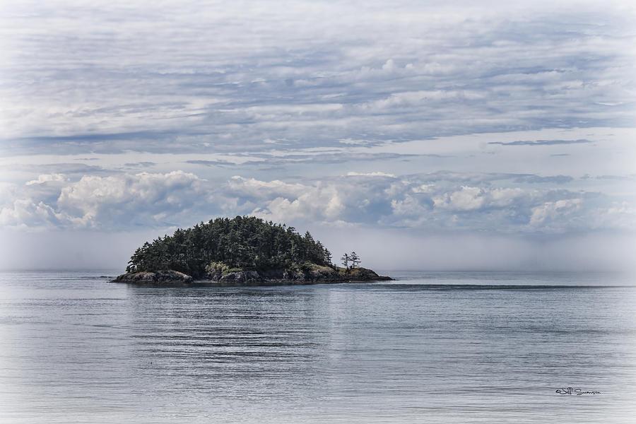 Deception Island Photograph - Deception Island by Jeff Swanson