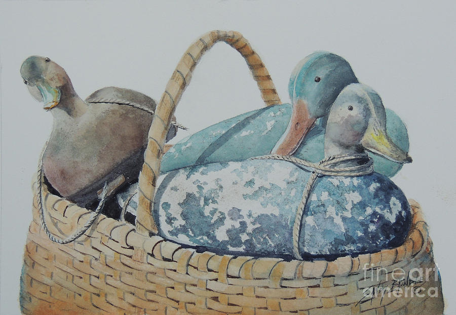 Decoys by Sandy Brindle