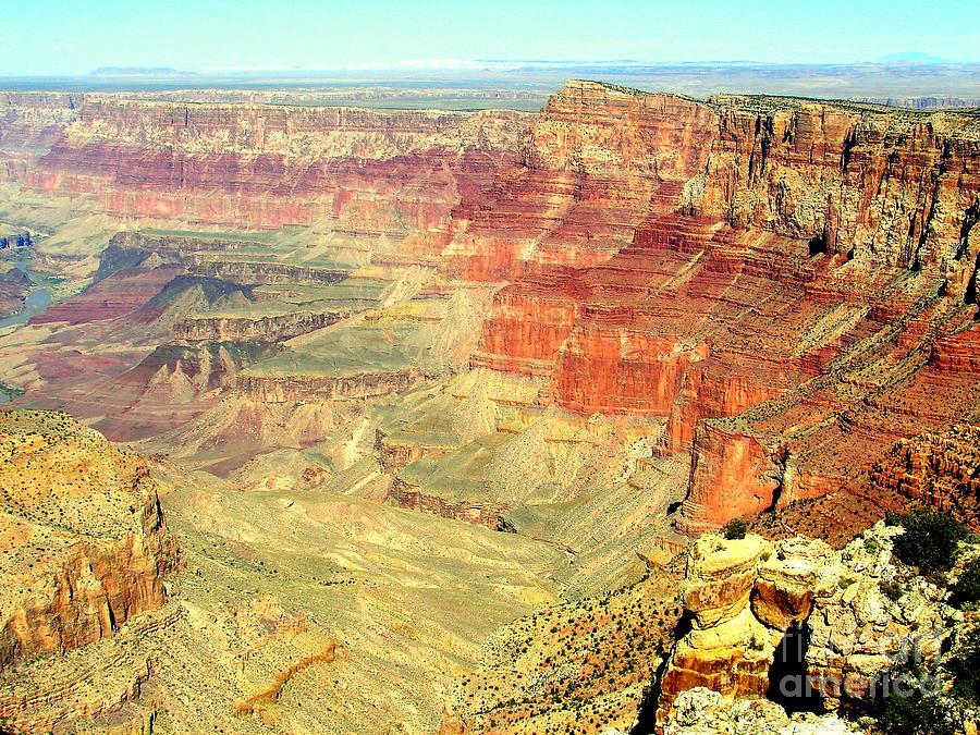 Grand Canyon Photograph - Deep Grand Canyon by John Potts
